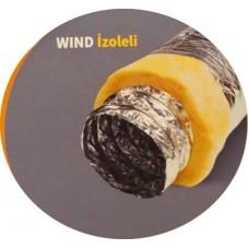 """Flexiva Wind İzoleli  3"""" - 76 mm"""